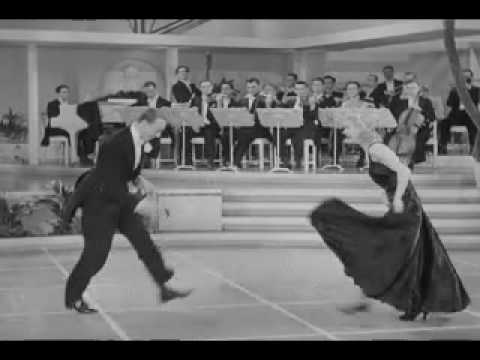 Fred Astaire and Ginger Rogers - I Won't Dance