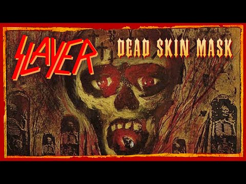 Slayer - Dead Skin Mask