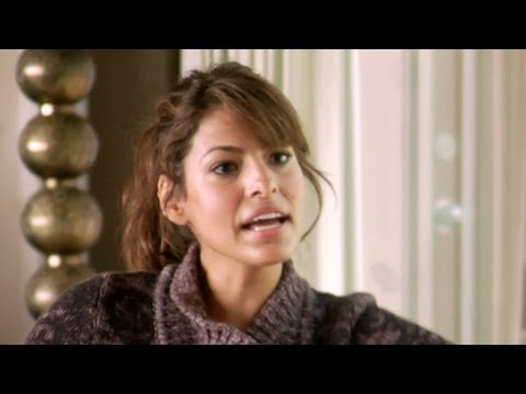 EVA MENDES on Self-Sufficiency || THE CONVERSATION WITH AMANDA DE CADENET