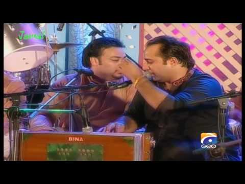Rahat Fateh Ali Khan - Bol Na Halkay Halkay - A Live Concert