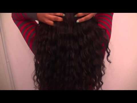 Hair By Belle Bree Deepwave Unboxing and 2 Week Update