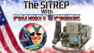 The SITREP (Episode 22) with eBEFOREi Video Reviews