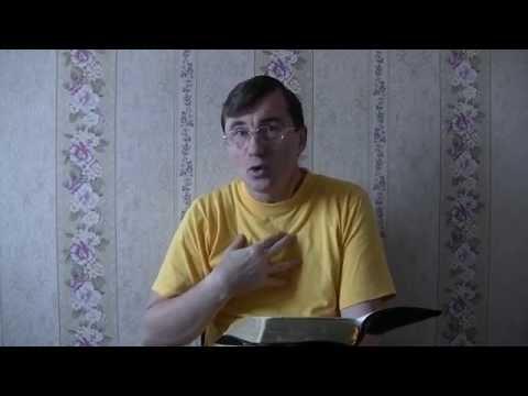 Юнак ВД - Библия 01-001 Бытие 1:1-19