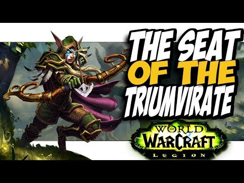 The Seat of the Triumvirate GUIDE!! World Of Warcraft Patch 7 3