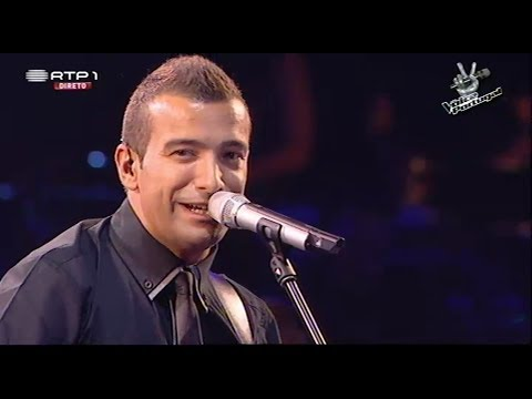 Rui Drumond - Wake me Up - Gala 2 - The Voice Portugal - S2
