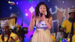 Balageru Idol - Winta Zekarias's performance on Balageru Idol