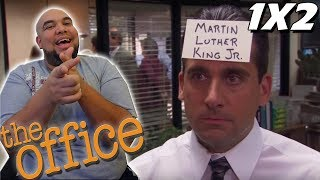 The Office 1x2 REACTION | Diversity Day | Season 1 Episode 2 Reaction