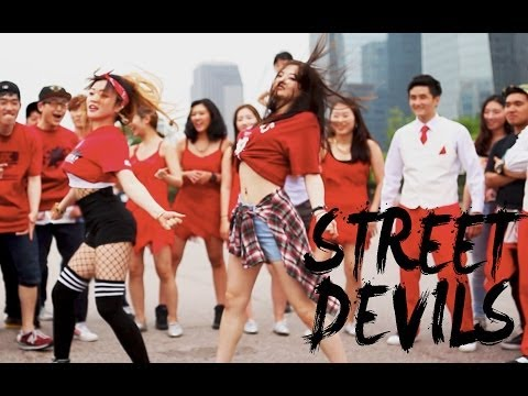 "2014 FIFA World Cup Brazil ""STREET DEVILS"" 
