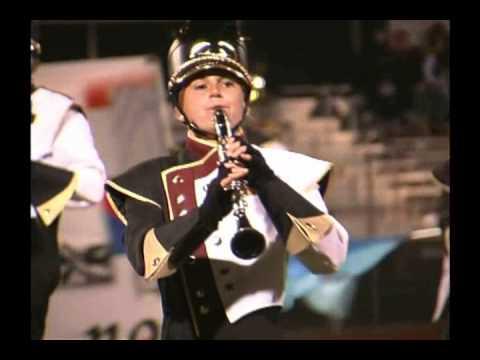 2008 Richmond Burton High School Rocket Marching Band