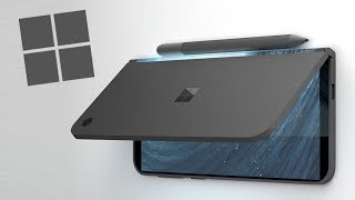 The Dual Screen Surface!
