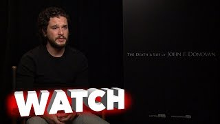 The Death and Life of John F. Donovan Exclusive Featurette with Kit Harington