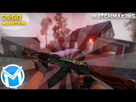 Co jsem to udělal?! :--( | CS:GO MM #023 - Insertion [MarweX]