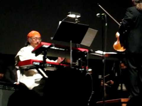 Sep 10 2011 Los Angeles - Nobuo Uematsu And Arnie Roth Perform Ff6 At Ucla Royce Hall video