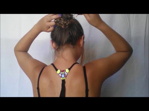 4 Peinados Sencillos Rapidos y Bonitos Con Trenzas
