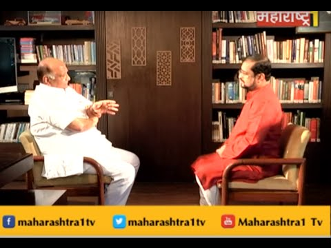 "GreatBhet with ""Sharad Pawar"" -  PART 1"