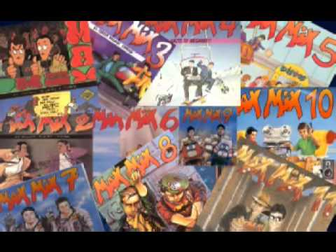 Max Mix Megamix (1 To 11)