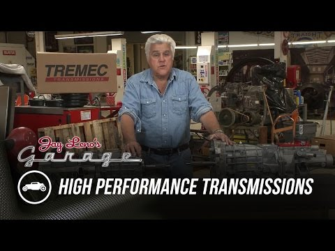 High Performance Transmissions - Jay Leno's Garage