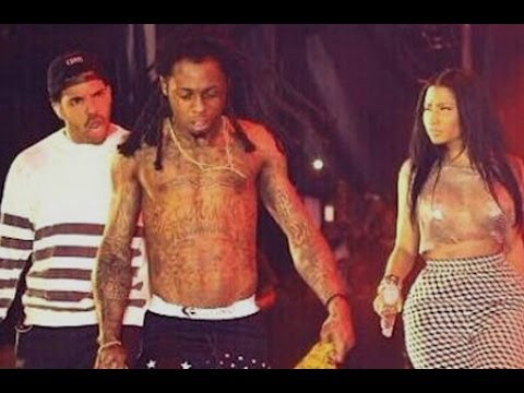Nicki Minaj Drake & Lil  Wayne at Hot97 SUMMER JAM 2014