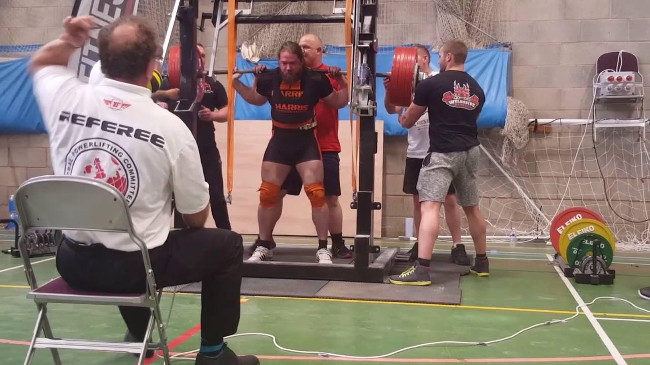 920kg / 2028lb total at 99.65kg bw