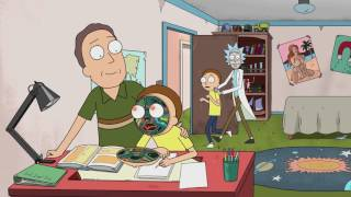 Rick & Morty Opening