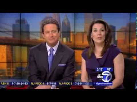 WABC: Eyewitness News This Morning April Fools Day Prank 2014