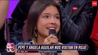 Angela Aguilar 34 La Llorona 34 Programa Rojo Tvn Chile