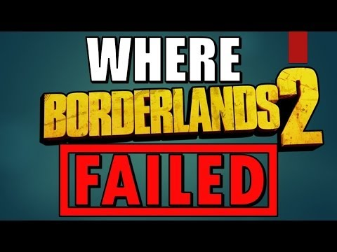Where Borderlands 2 Failed | Things that Must Change for Borderlands 3