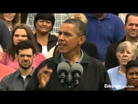 President Obama attacks Republican vice presidential candidate Paul Ryan over farm aid