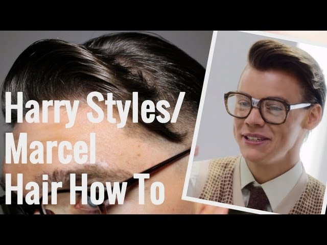 Harry Styles Marcel Harry Styles Marcel Hair