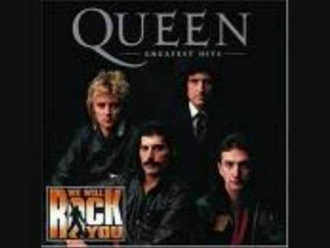 Queen We Will Rock You We Are The Champions