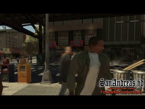 Loquendo GTA 4 San Andreas (on rage engine) Cap 4 HD