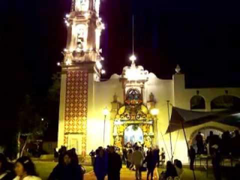 Feria del barrio de purificación. Teotihuacan, Méx.