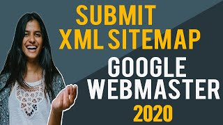 How to submit xml sitemap in google webmaster console 2020