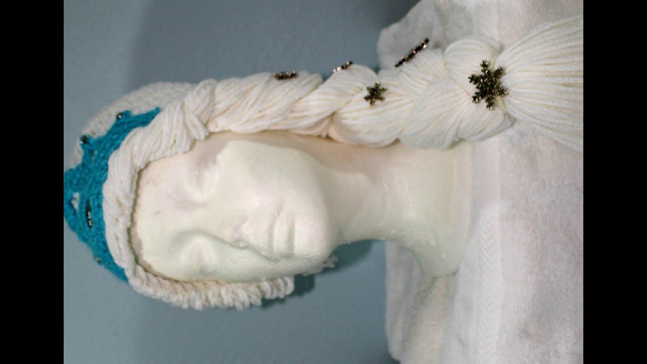 Winter Princess Hat