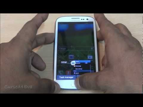 Galaxy S3: Jelly Bean Paranoid Android - How to Install - Cursed4Eva