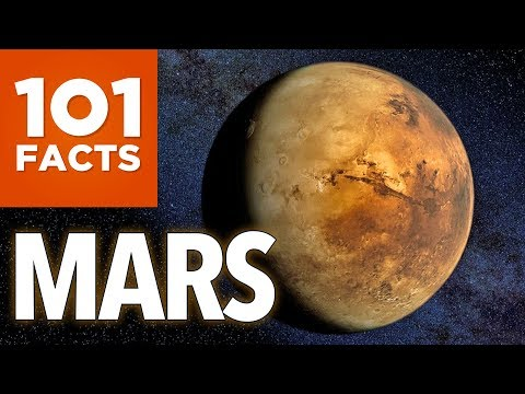 101 Facts About Mars