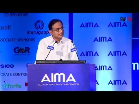 'Anything More Than 8% Growth Rate Is Bound To Become Inflational' - P. Chidambaram