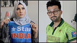 INDIAN WIFE and PAKISTANI HUSBAND | Sham Idrees