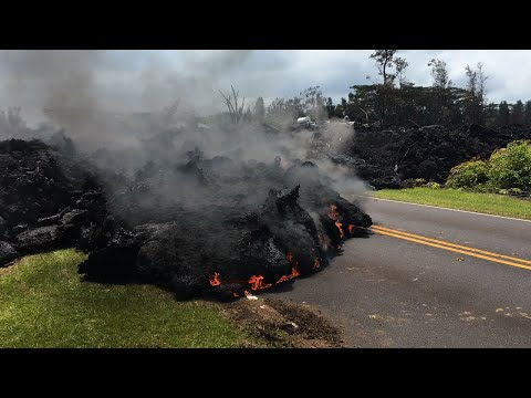 Volcanologist: 'No Slowdown' for Hawaii Eruption
