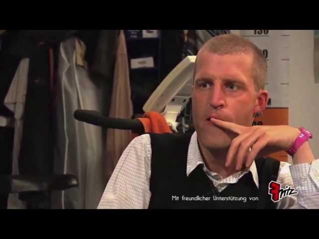 Benjamin von Stuckrad-Barre (3/5): Schreyls rasierte Hoden - UWE WILL'S WISSEN