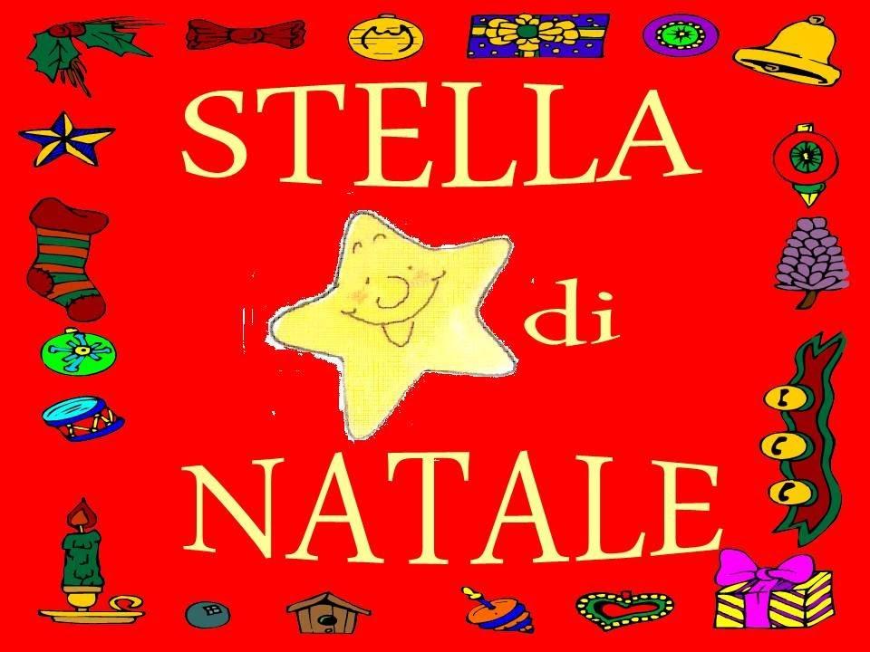 Stella di natale canzoni di natale per bambini di pietro for Disegni di natale facili per bambini