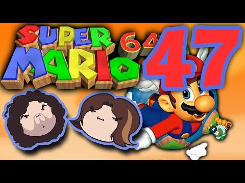 Super Mario 64: Aliens Dude - PART 47 - Game Grumps