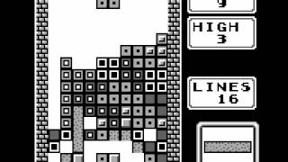 Game Boy Longplay [157] Tetris