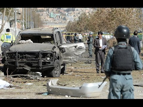 Afghan women's rights politician survives suicide bomb attack on her vehicle