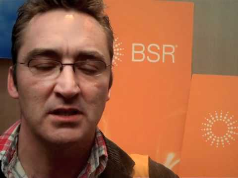 SHARE: Henk Campher at BSR Conference 2010