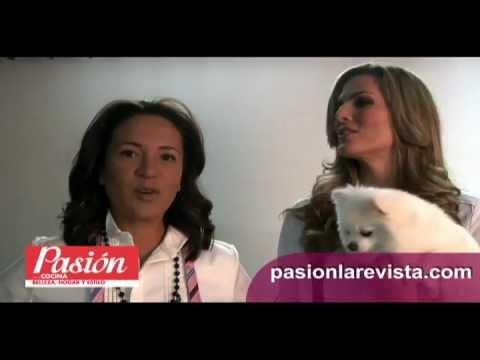 Montserrat Olivier y Yolanda Andrade Portada marzo2012