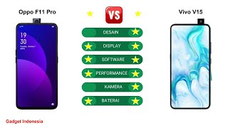 Oppo F11 Pro vs Vivo V15 Indonesia , Bagus Mana ?