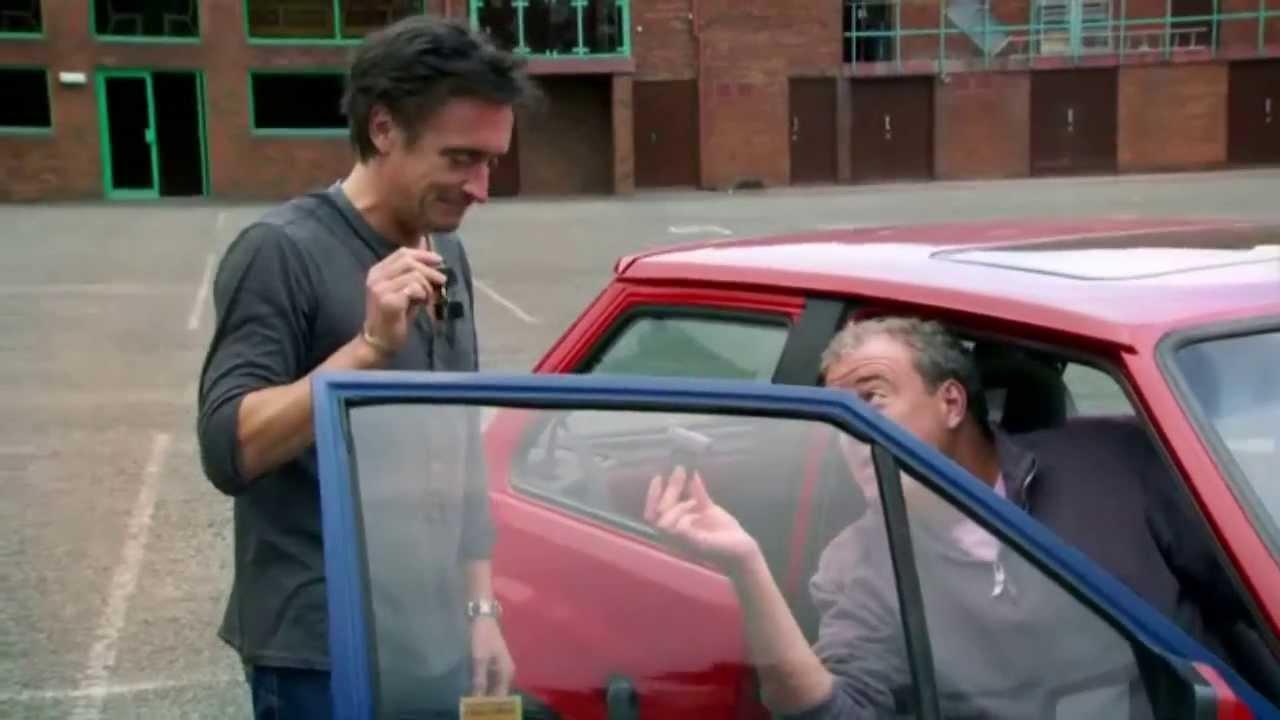 Jeremy Clarkson Old Top Gear Top Gear Jeremy Clarkson