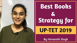 Best Books & Strategy for UP-TET 2019