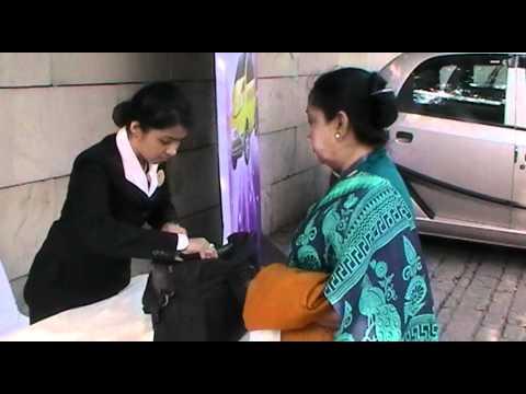 Yoga Students At Sonar Bangla Hotel video